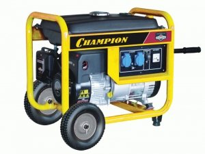 Бензиновый генератор Champion GG6000BS-3