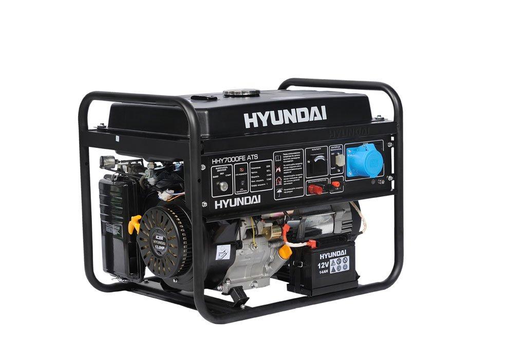 бензиновые генераторы hyundai hhy7000fe ats инструкция